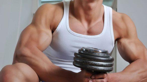 Rýchly rast svalov
